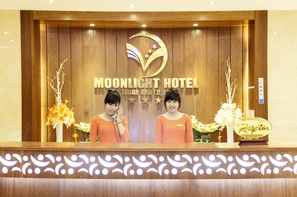 Reception, Moonlight Da Nang Hotel
