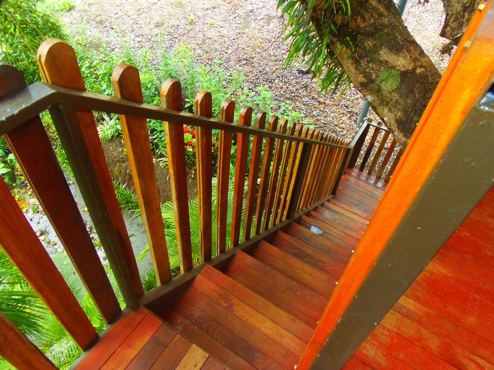 Staircase, Heliconias Nature Lodge