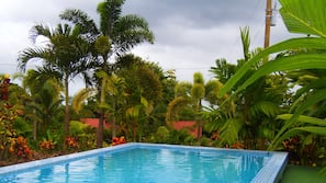 2 outdoor pools, open 7:00 AM to 9:00 PM, sun loungers