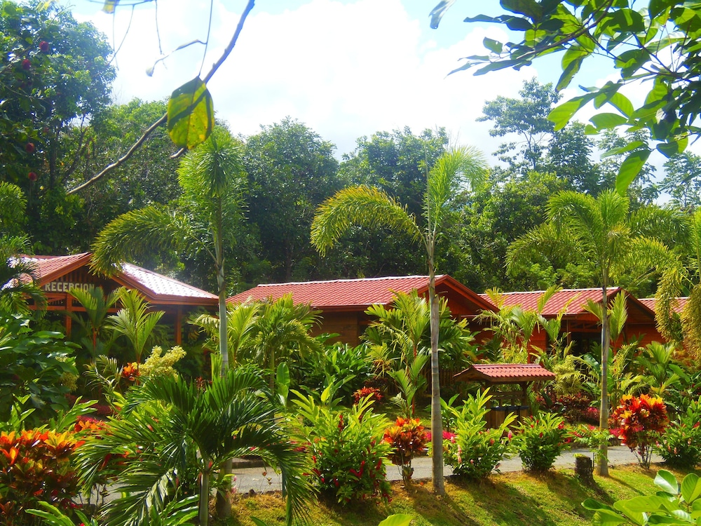 Property Grounds, Heliconias Nature Lodge