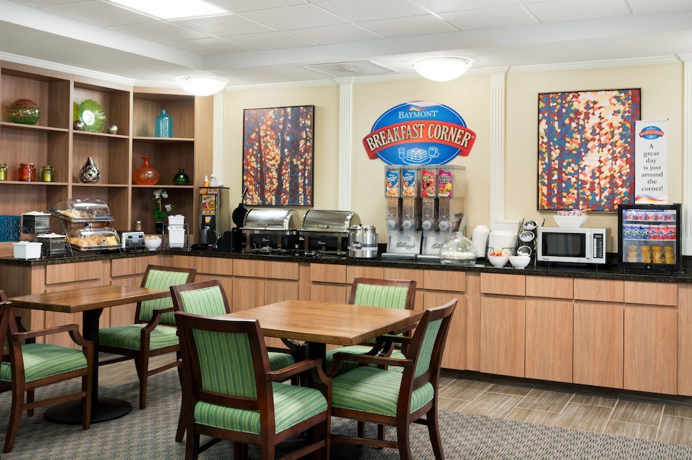 Breakfast Area, Baymont by Wyndham Odessa