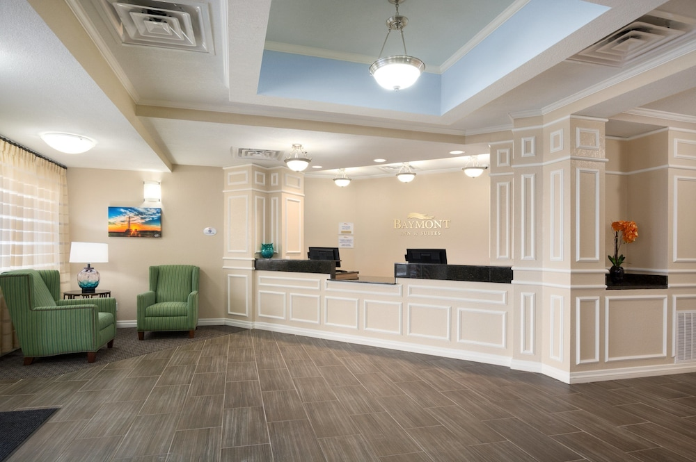 Reception, Baymont by Wyndham Odessa