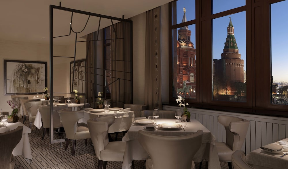 Restaurant, Four Seasons Hotel Moscow