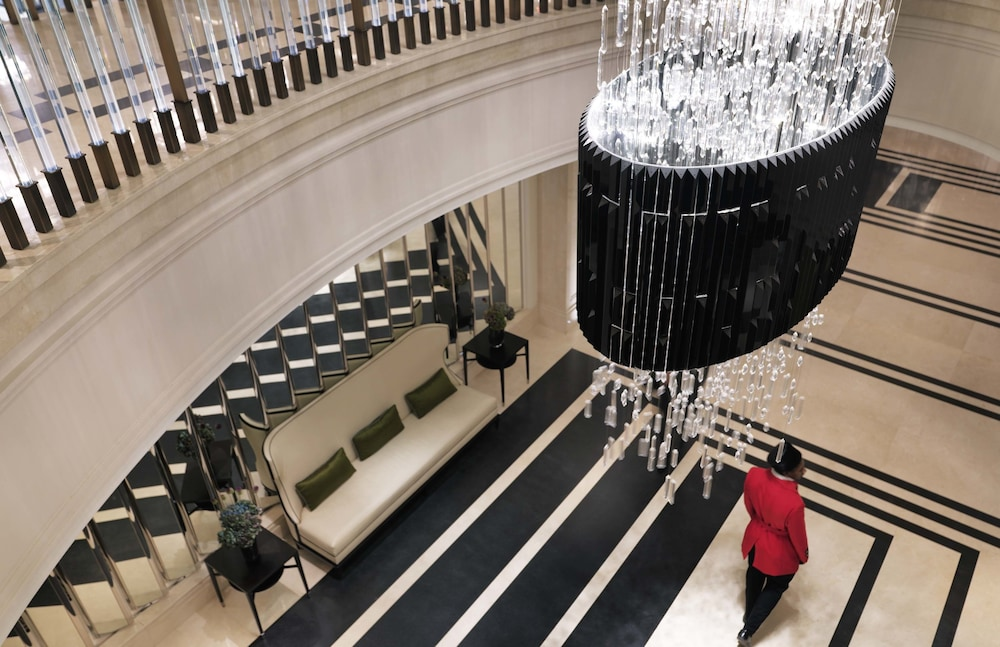 Interior Entrance, Four Seasons Hotel Moscow