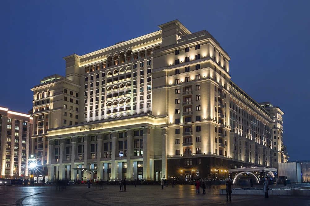 Front of Property, Four Seasons Hotel Moscow