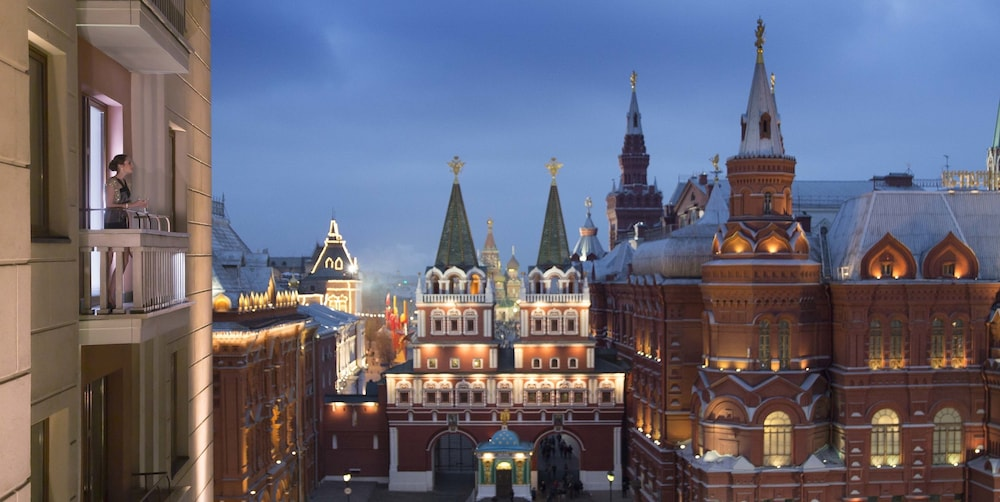 View from Property, Four Seasons Hotel Moscow