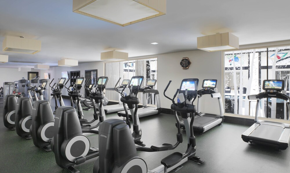 Fitness Facility, Four Seasons Hotel Moscow