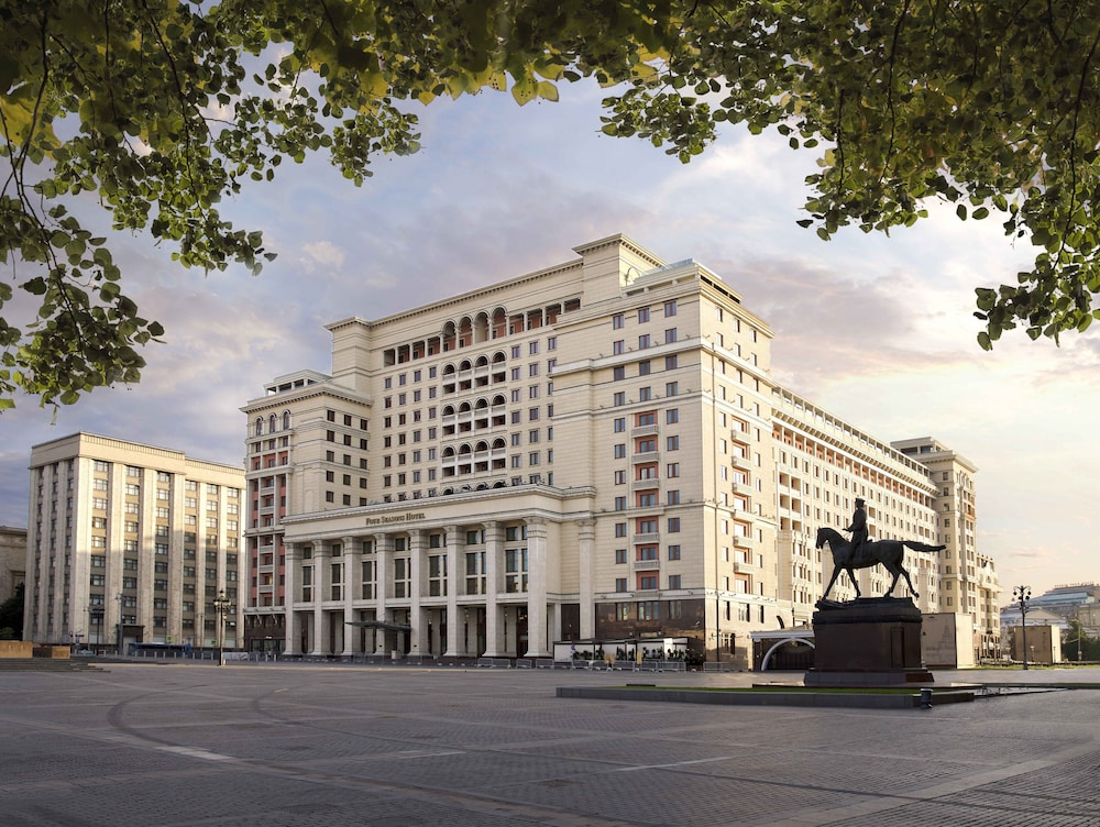 Exterior, Four Seasons Hotel Moscow