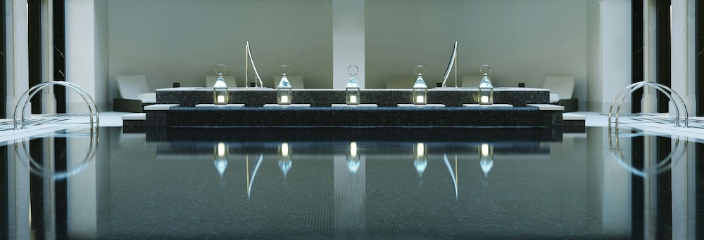 Indoor Pool, Four Seasons Hotel Moscow