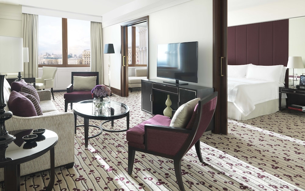 Room, Four Seasons Hotel Moscow