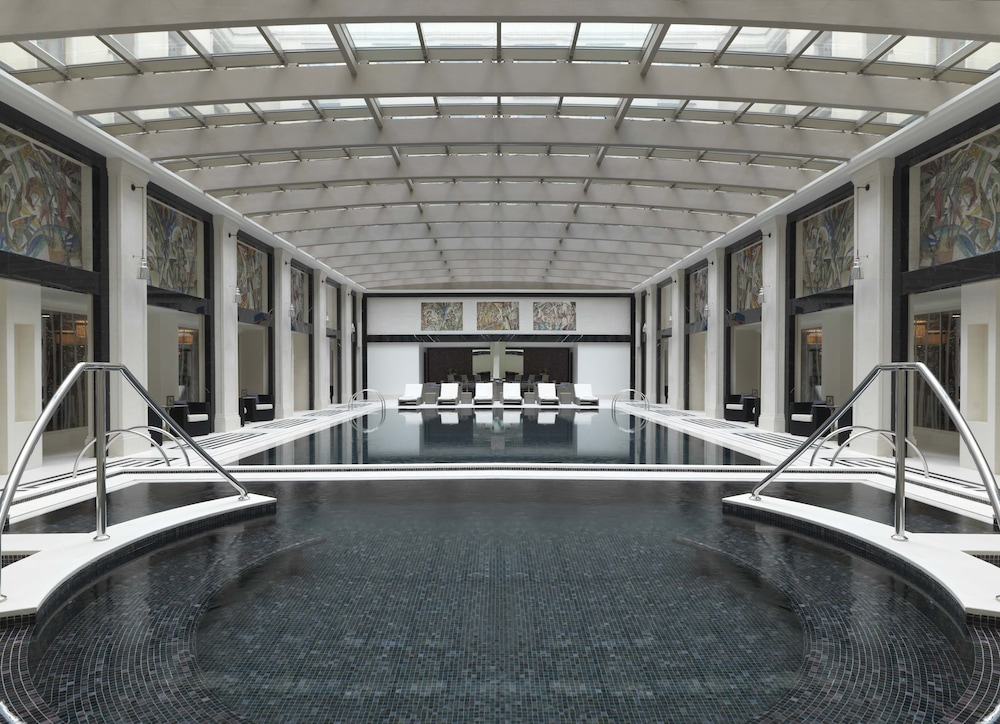 Pool, Four Seasons Hotel Moscow