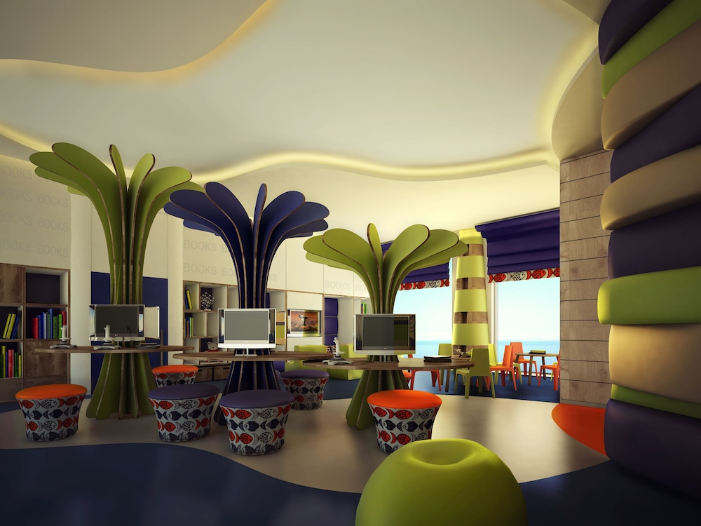 Children's Area, Hilton Dead Sea Resort & Spa