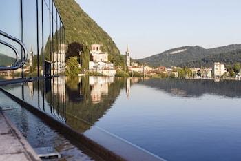 Viale De Angeli 46, Laveno-Mombello, Italy.
