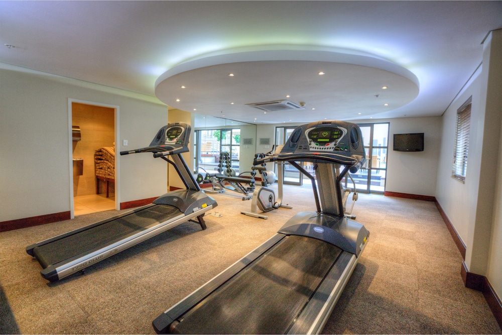 Fitness Studio, City Lodge Hotel at OR Tambo International Airport