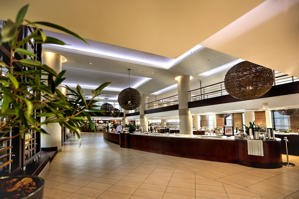 Interior, City Lodge Hotel at OR Tambo International Airport