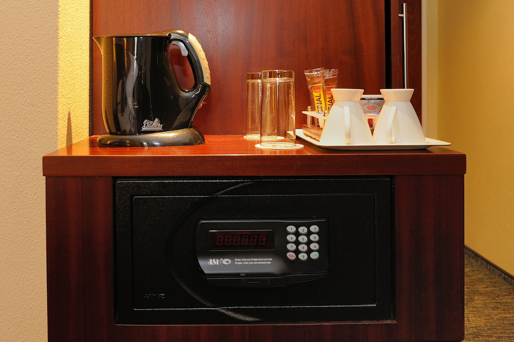Coffee and/or Coffee Maker, City Lodge Hotel at OR Tambo International Airport