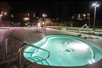 Outdoor Pool, WorldMark South Shore