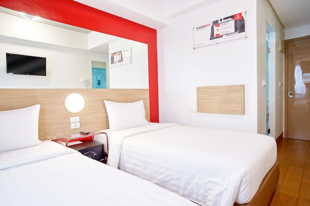 Room, Red Planet Manila Aseana City