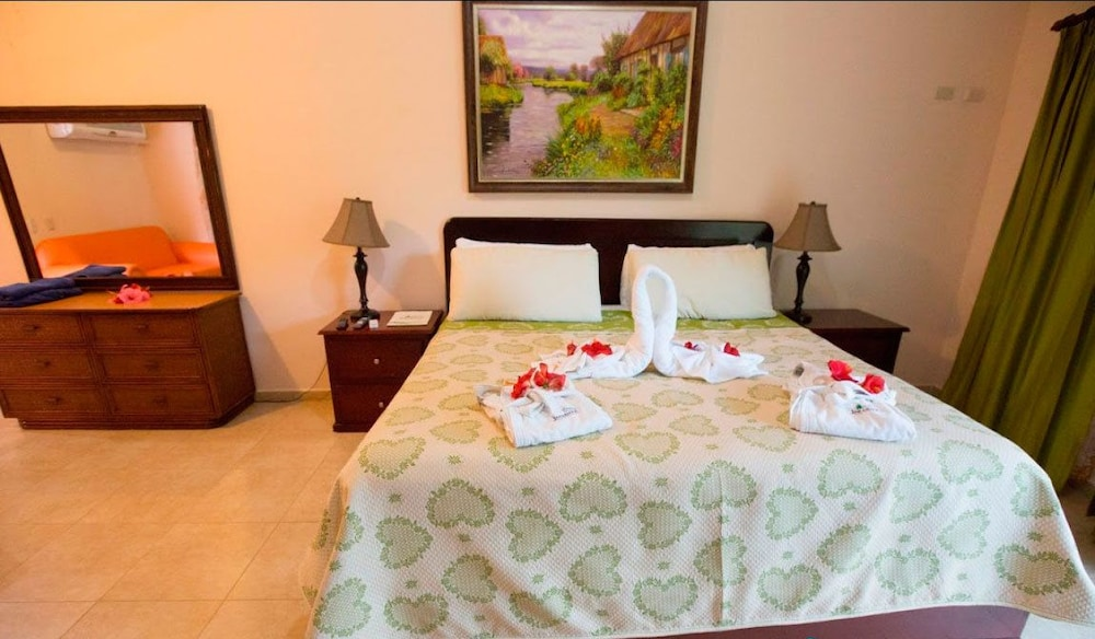 Room, Jarabacoa River Club