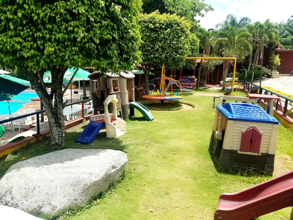 Children's Play Area - Outdoor, Jarabacoa River Club