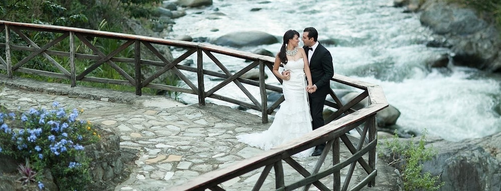 Outdoor Wedding Area, Jarabacoa River Club