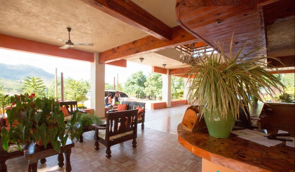 Lobby, Jarabacoa River Club