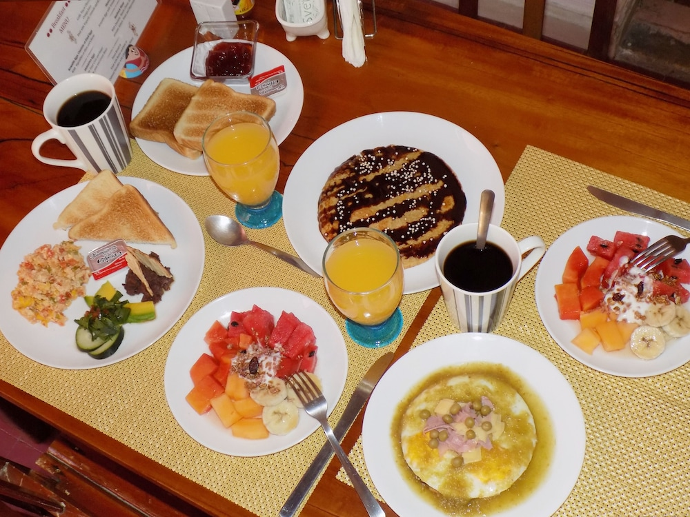 Breakfast Meal, Casa Carmita Hotel & Spa