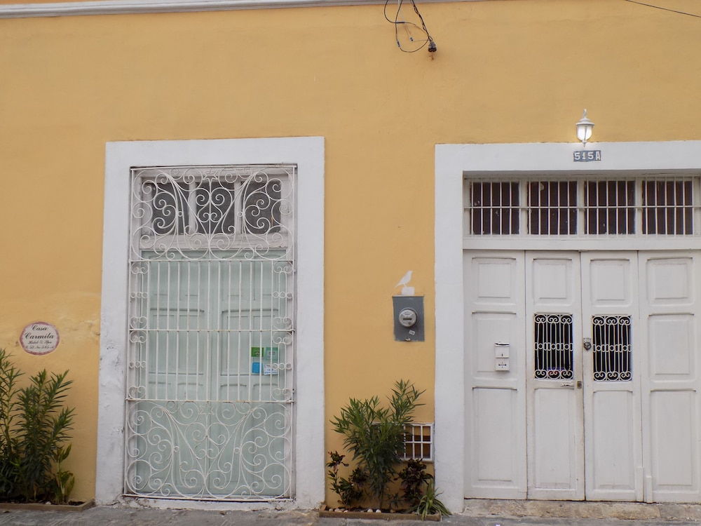 Front of Property, Casa Carmita Hotel & Spa