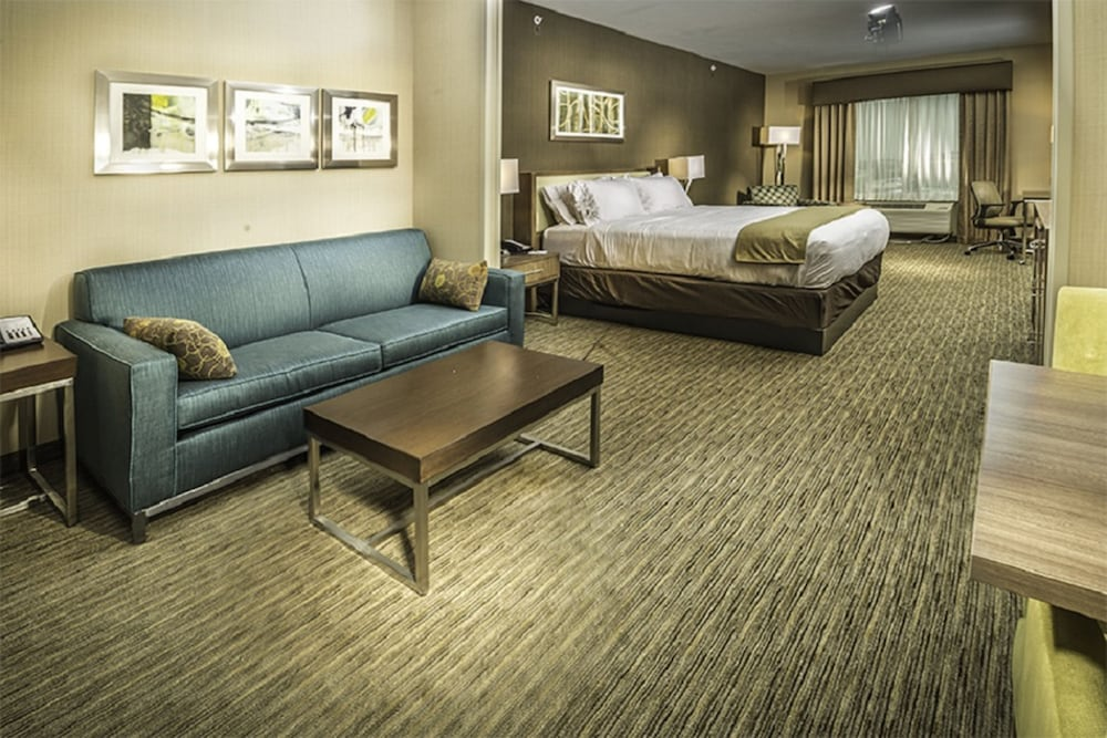 Room, Holiday Inn Express & Suites Salt Lake City South - Murray, an IHG Hotel