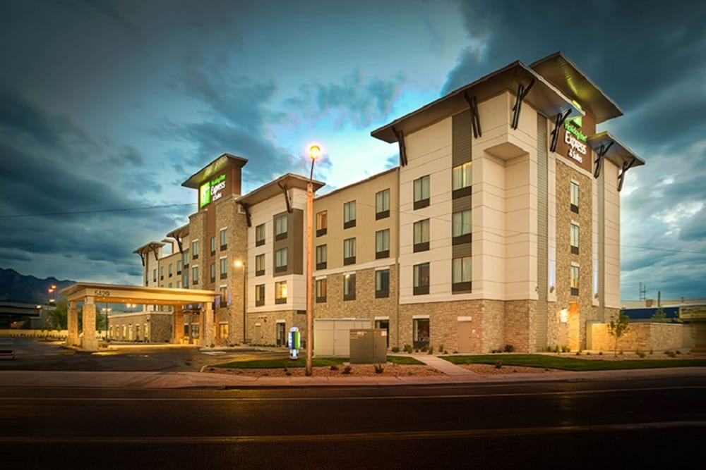 Exterior, Holiday Inn Express & Suites Salt Lake City South - Murray, an IHG Hotel
