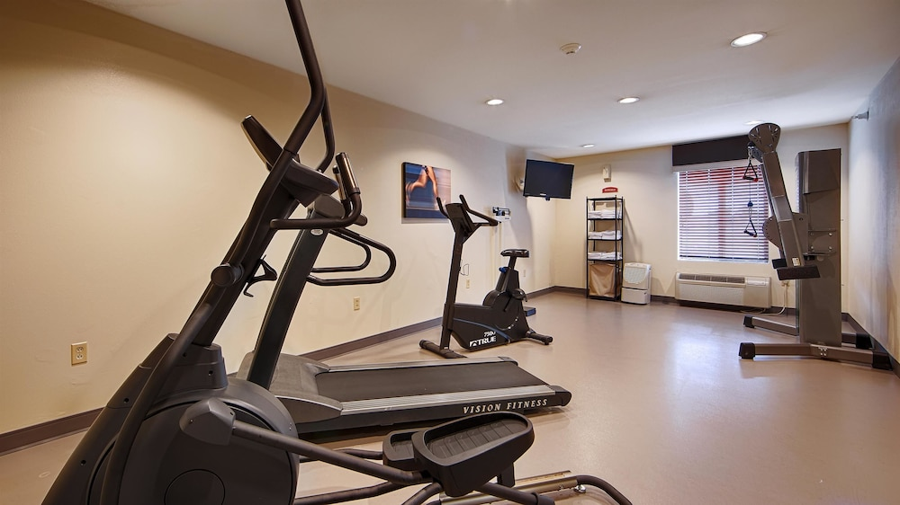 Fitness Facility, Best Western Plus Sikeston