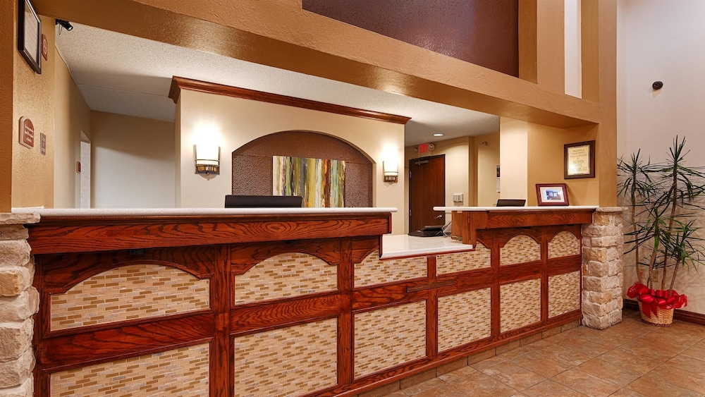 Lobby, Best Western Plus Sikeston