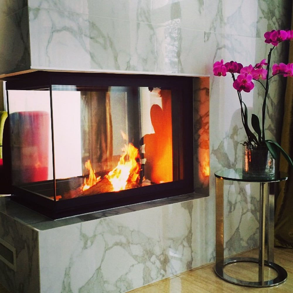 Fireplace, Panorama De Luxe
