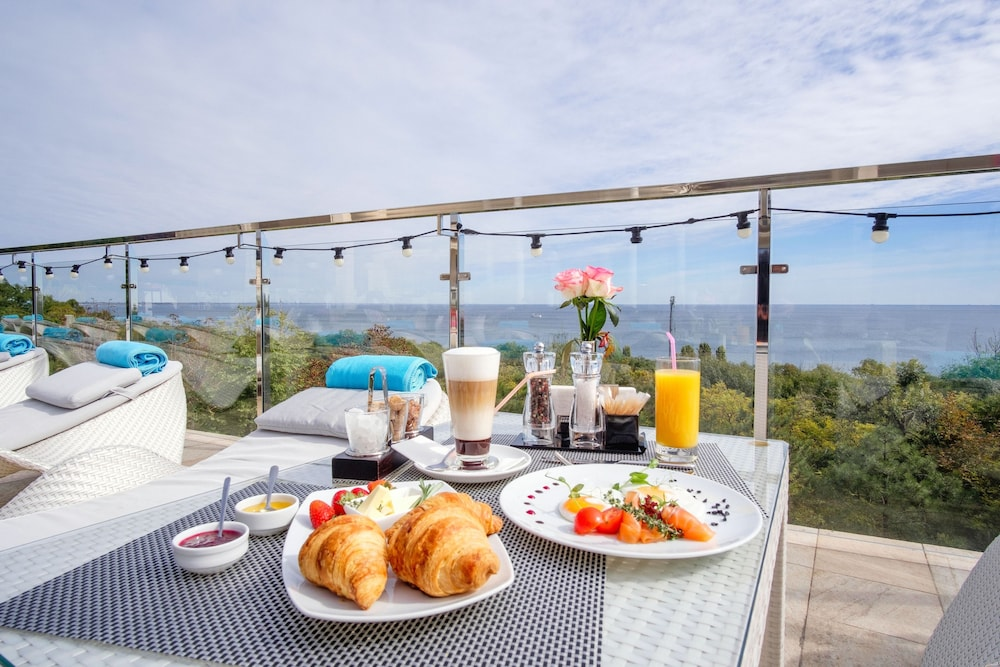 Breakfast Area, Panorama De Luxe