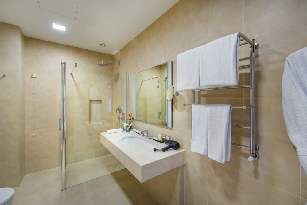 Bathroom, Panorama De Luxe