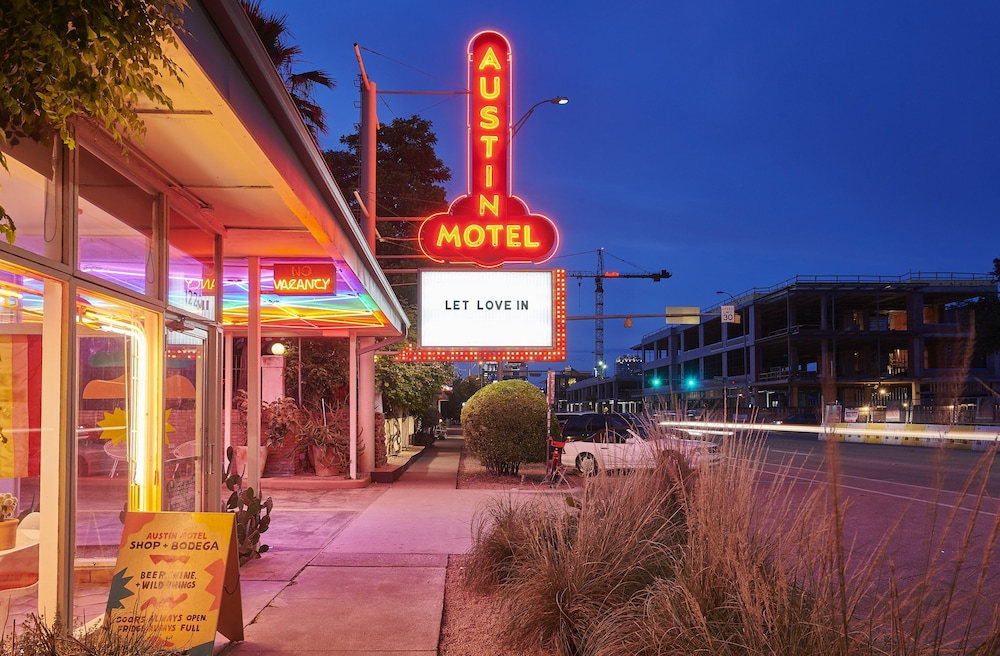 Featured Image, Austin Motel