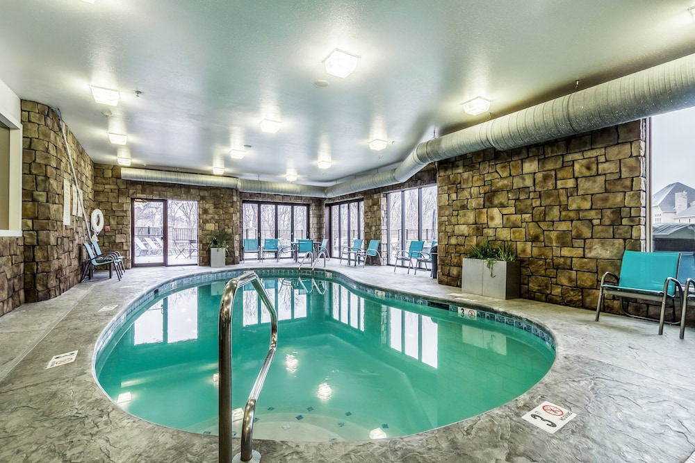 Indoor Pool, The Wallhouse Hotel, Ascend Hotel Collection