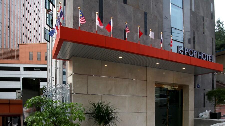 K-Pop Hotel Seoul Station