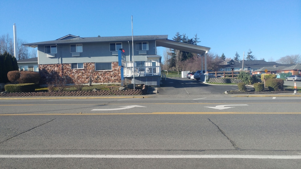 Front of Property, Anacortes Inn