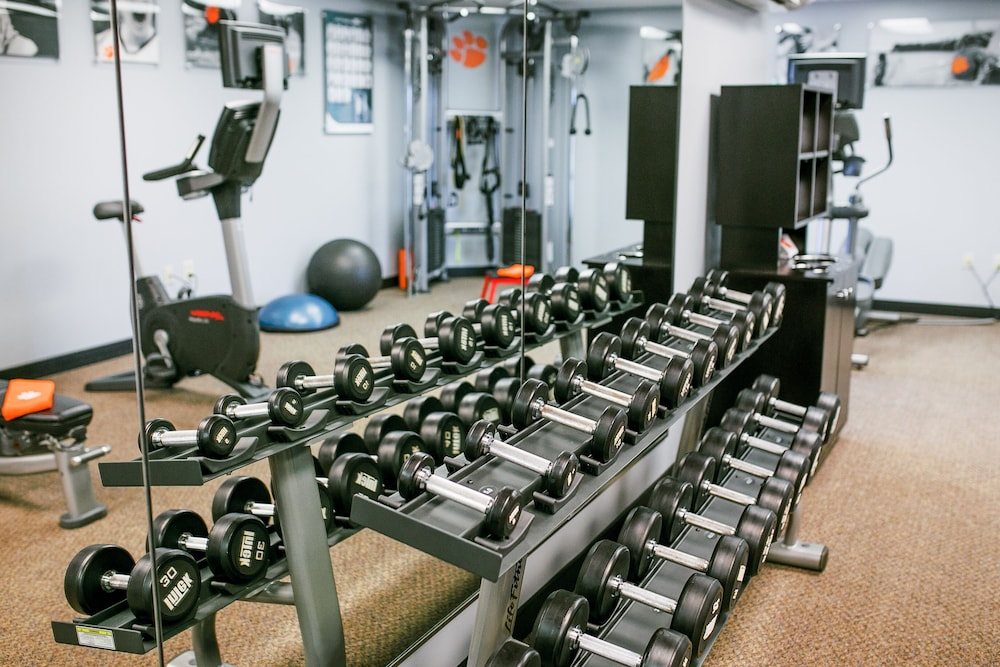 Fitness Facility, Clemson University's James F. Martin Inn