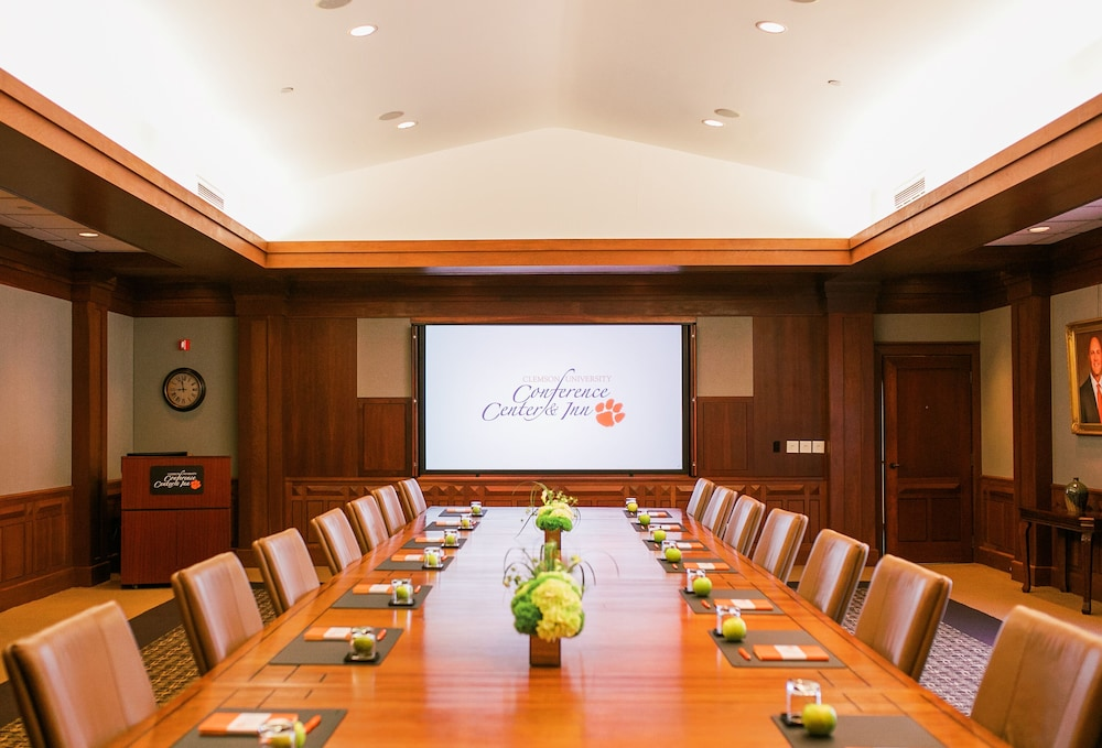 Meeting Facility, Clemson University's James F. Martin Inn