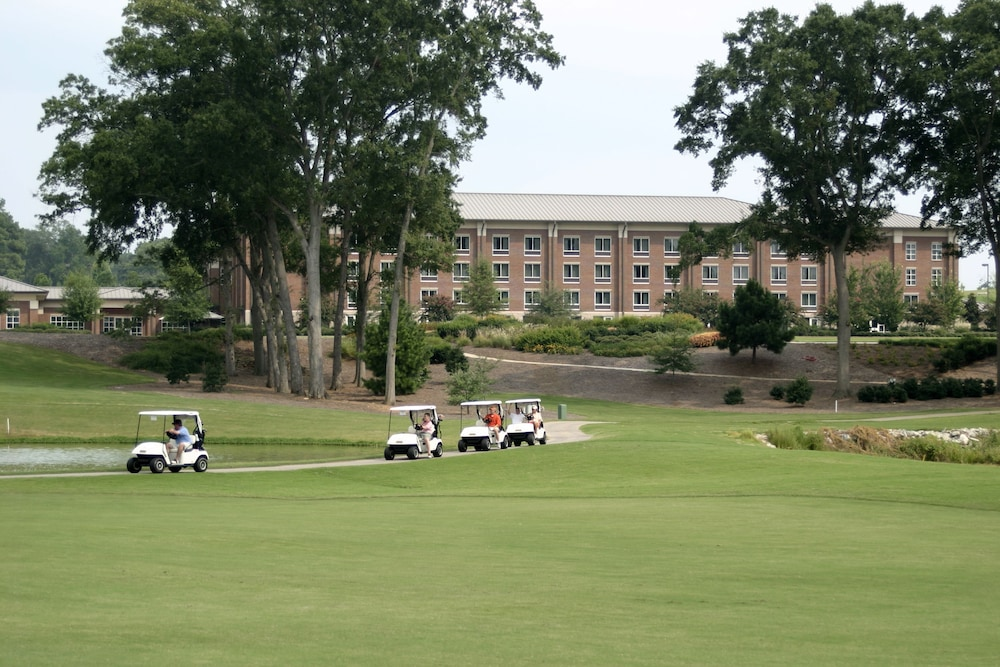Golf, Clemson University's James F. Martin Inn