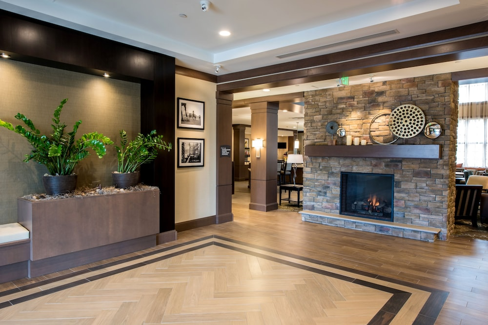 Lobby, Staybridge Suites Albany Wolf Rd-Colonie Center