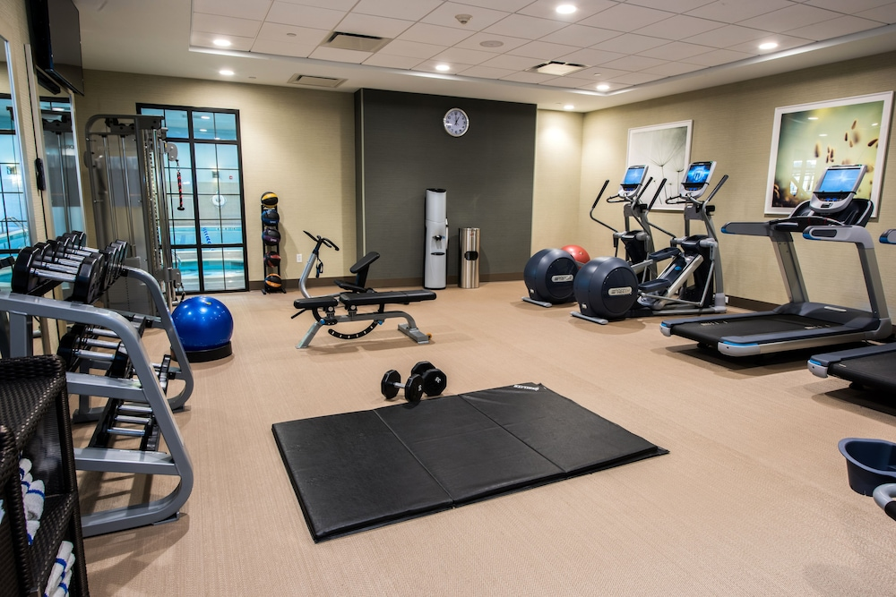 Fitness Facility, Staybridge Suites Albany Wolf Rd-Colonie Center