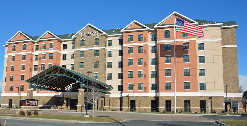 Exterior, Staybridge Suites Albany Wolf Rd-Colonie Center