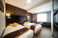 Premium Floor, Standard Twin Room (Non-Smoking)