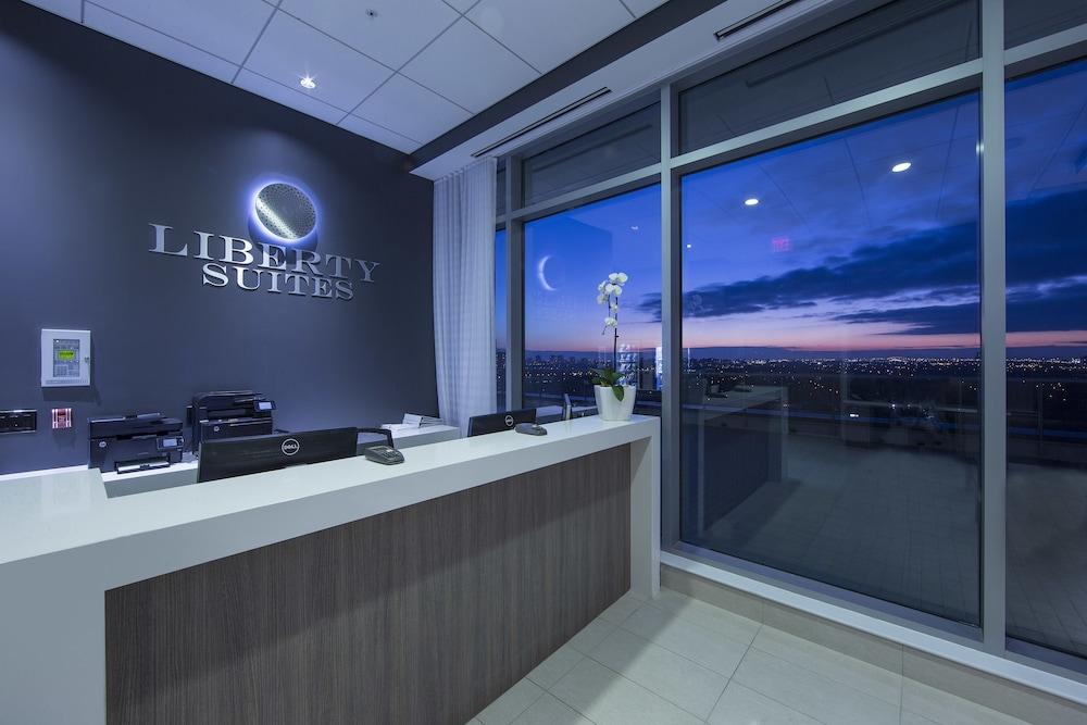 Liberty Suites Hotel Toronto Canada