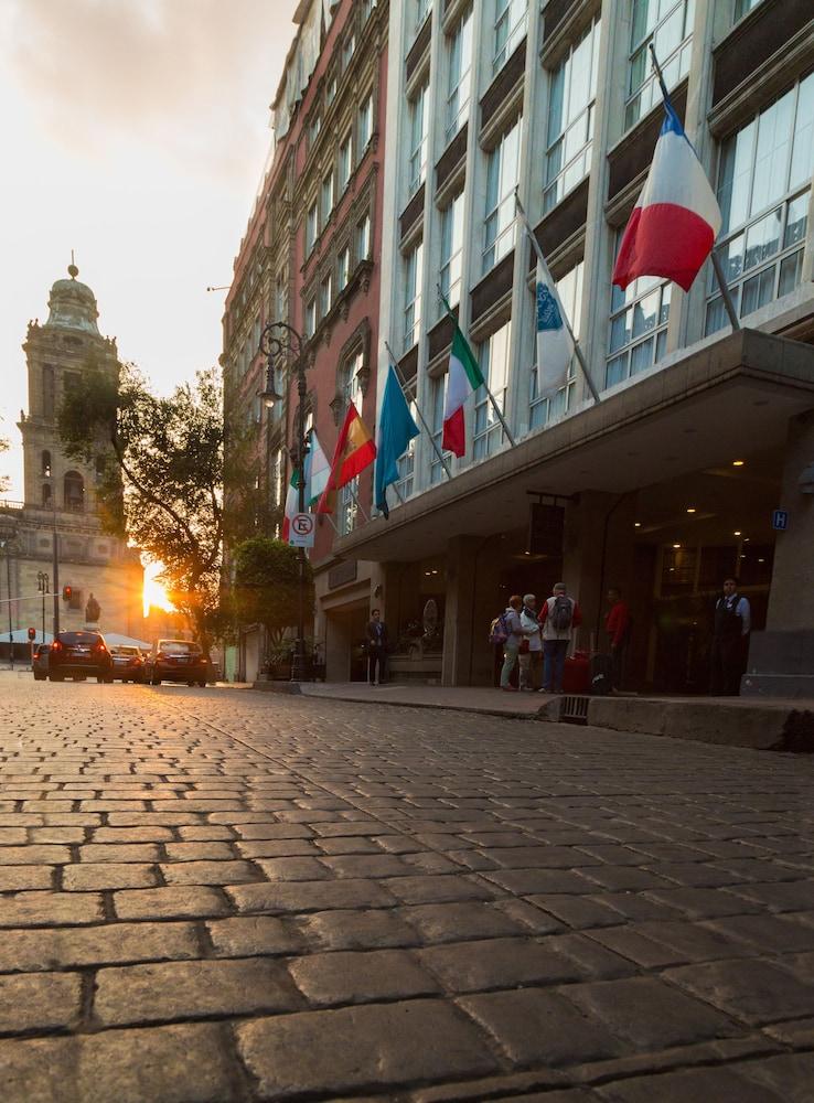 Zocalo central mexico city in mexico city hotel rates - Zocalo exterior ...