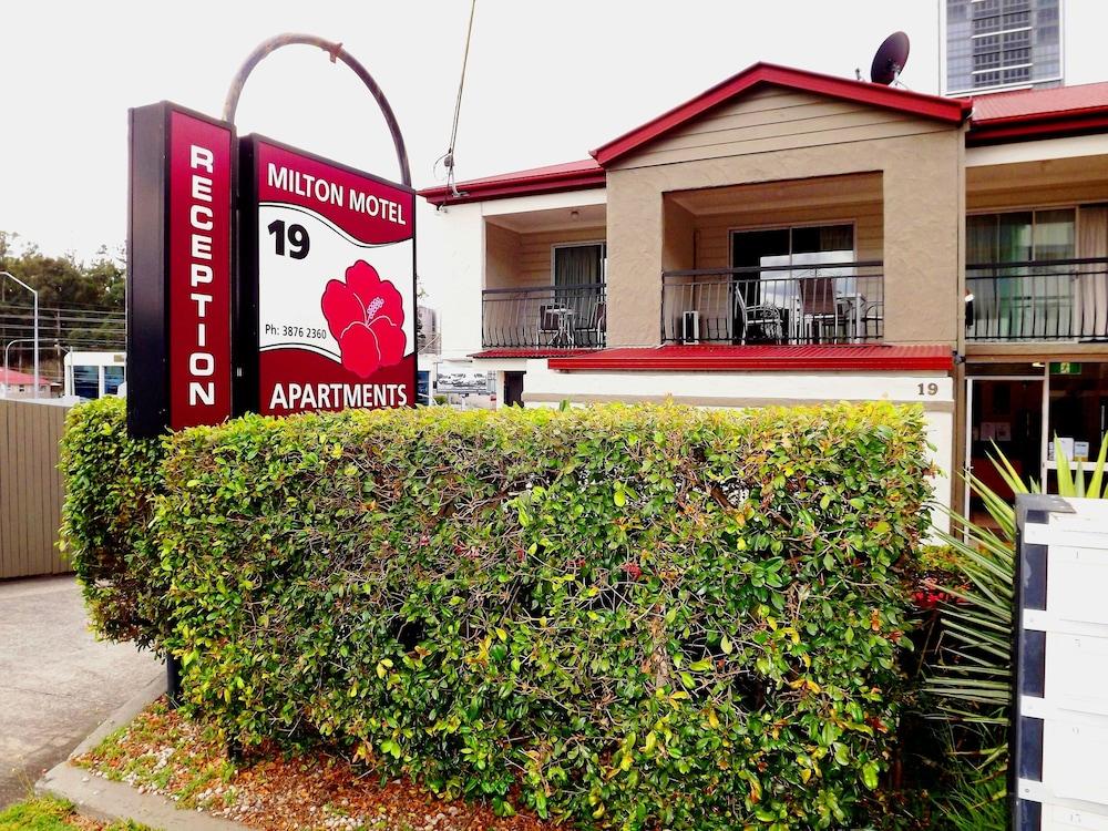 Milton Motel Apartments Milton Qld
