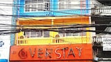 The Overstay Hostel - Bangkok Hotels